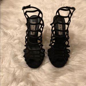 Steve Madden slithur heels